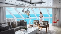 Celebrity Cruises Captain's club suite offer